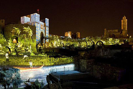 © Tower of David Museum of History of Jerusalem